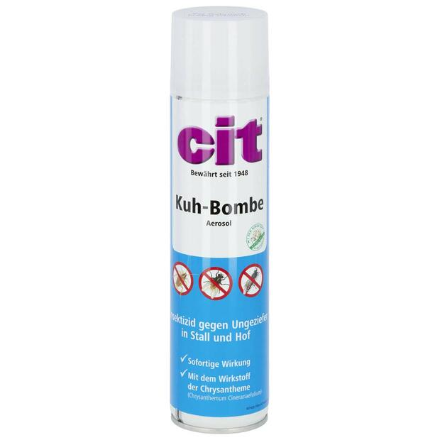 Insect spray fly spray cit cow bomb 400 ml