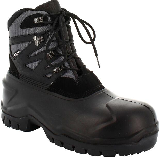 Nora ankle boot Safety-Canadian-Boot UNIK LOW S5